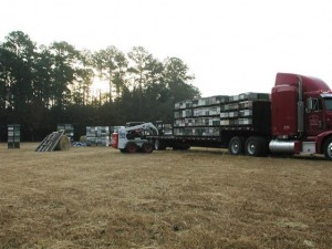 Moving Honey Bee Hives from South Carolina to Maine for Blueberry Pollination