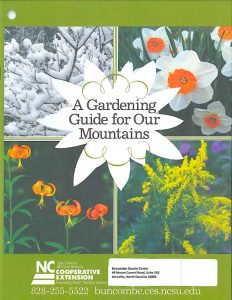 A Gardening Guide for Our Mountains