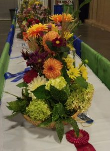 Floral Design winning entry 2016