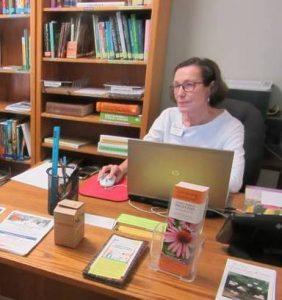 Calls to Garden Helpline are answered by Buncombe County Master Gardener volunteers.